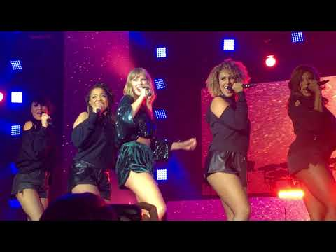 Gorgeous - Taylor Swift live at The O2 London Capital Jingle Bell Ball 2017 HQ