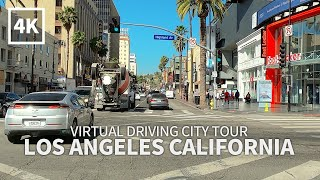 [Full Version] Driving Los Angeles - 3 Hours a Long Drive in Los Angeles, California, 4K UHD