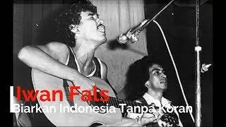Video Iwan Fals - Biarkan Indonesia Tanpa Koran + Lirik - Lagu Tidak Beredar download MP3, 3GP, MP4, WEBM, AVI, FLV Juli 2018