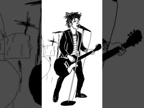 Billie Joe Armstrong of Green Day - War Stories (No Fun Mondays Cover)