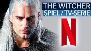 Macht Netflix The Witcher falsch?