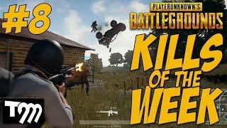 PUBG - TOP 10 KILLS OF THE WEEK #8 (Playerunknown's Battlegrounds)