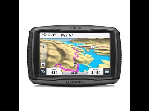 Garmin Zūmo 590LM Motorcycle GPS User Review!