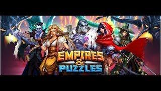 Empires & Puzzles: Как тащить ивенты. Как попадать в топ 100, часть 1 База.