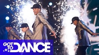 Diversity | Final Performance | Got To Dance Series 3