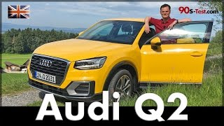 Short Review: Audi Q2 2016 | Test | Drive | Quattro | Brian Hayes