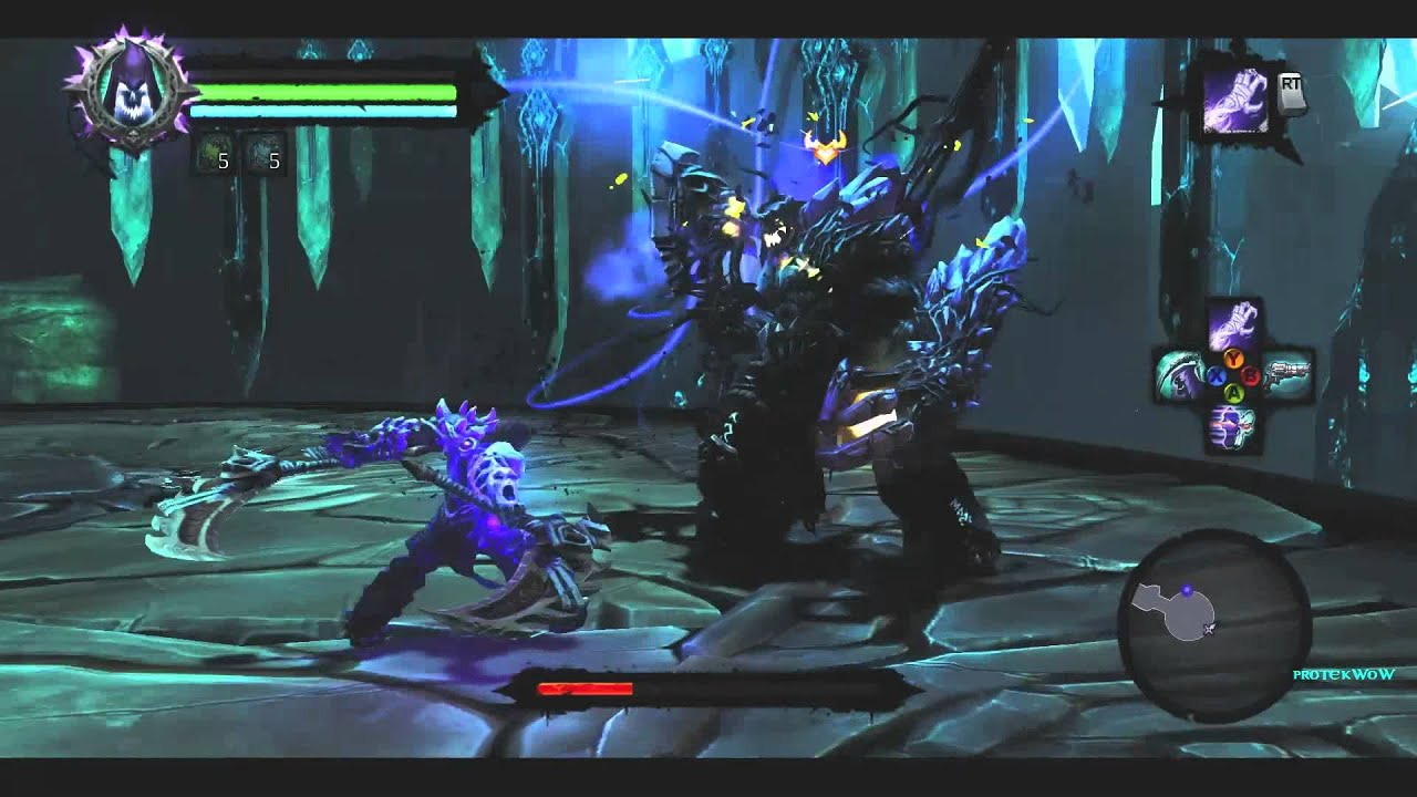 Darksiders 2 Absalom -NoHurt- Apocalyptic - YouTube