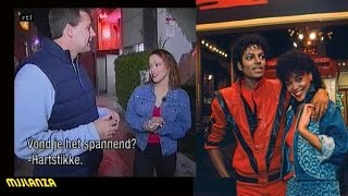 Entrevista a Ola Ray de Thriller en el 2003 - Subtitulado en Español