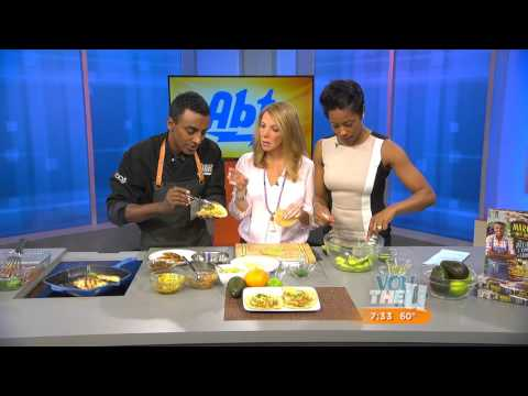 How To Make Marcus Samuelsson's Fish Tacos