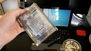 How To Change/Install a Hard Drive on any laptop (Simple & Easy)