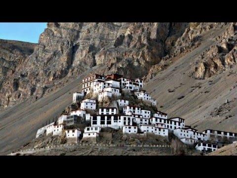 Kaza to Kee Monastery - Lahaul Spiti - Unforgettable Himachal Pradesh - Incredible India