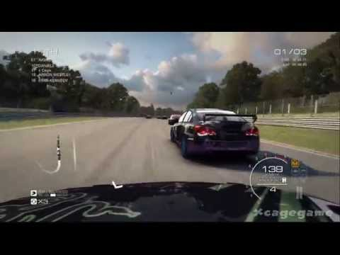 Grid Autosport - Touring Car Gameplay - Walkthrough Part 7 [ HD ]