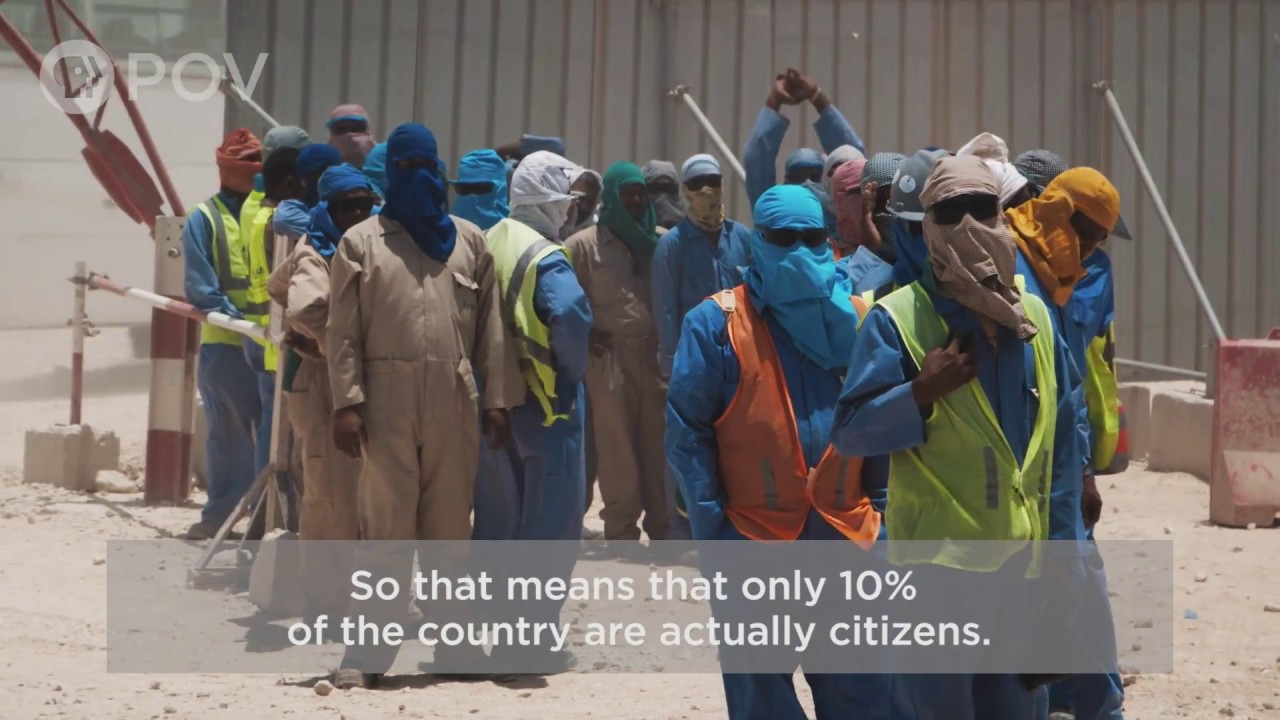 Migrant Workers In Qatar U2014 The Workers Cup | POV | PBS