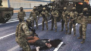 Arma 3: What would a zombie apocalypse look like in New York City?