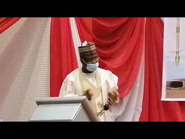 Dr, Isa Ali Ibrahim Pantami on impact of 5G Network to Nigerians