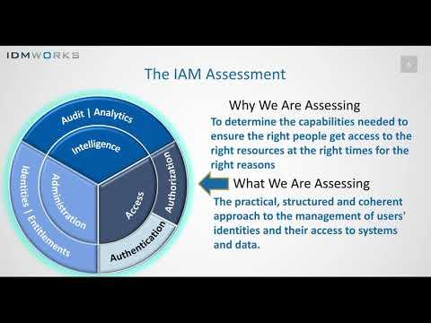 Radiant Logic Webinar: Designing an IAM Blueprint and Deploying a Federated Identity