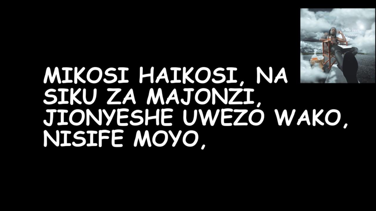 Charisma – Nisife Moyo (Lyric Video)