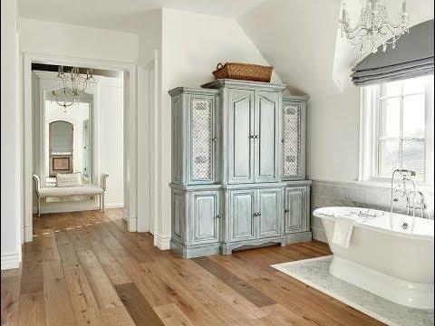 Free standing linen closet youtube - Freestanding bathroom linen closet ...