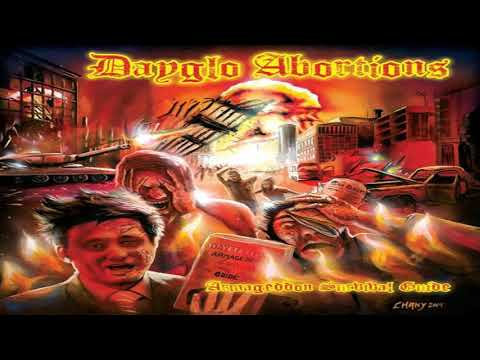 Dayglo Abortions - The New Black