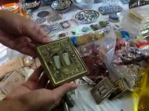 Antiques from Istanbul flea markets