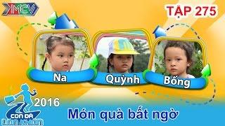 rac roi cua bo ba mit uot va trai sau rieng bu cha ba  con da lon khon  tap 275  05112016
