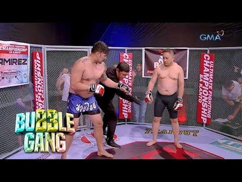 Bubble Gang: Knockout Sa UFCK
