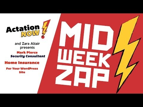 Midweek Zap - Home Insurance for Your WordPress Site
