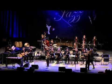 "2.28.2015 LHJF YAC - Wellington Secondary Grade 10/11 Jazz Band: ""Lago del Osete"""