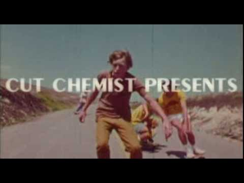 "Cut Chemist Presents ""Funk Off"" Vinyl and CD Promo"