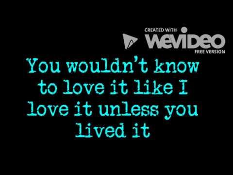 Blake Shelton  I d It Lyrics