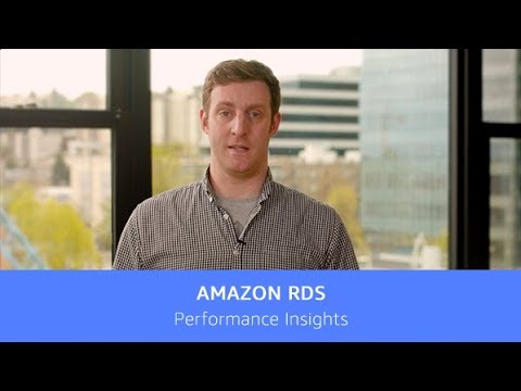Amazon RDS Performance Insights for Amazon Aurora