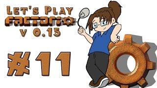 Let's Play: Factorio v15 - Rail World! - Part 11