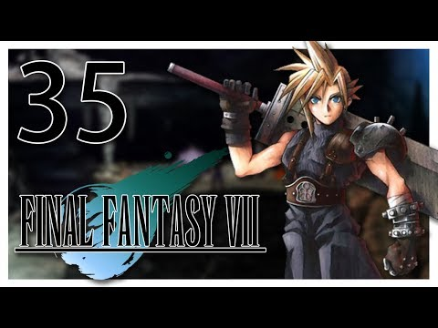 La Grotte Nord #35 Let's Play Final Fantasy VII