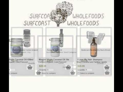 Organic Food Buy Online Australia
