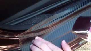 видео Накладки на бампера, пороги, крылья