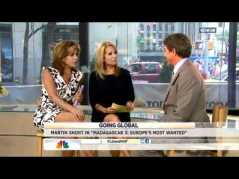 Kathie Lee Asks Martin Short How His Deceased Wife Is Doing
