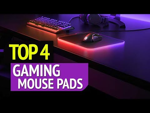 top-4:-best-gaming-mouse-pads-2019