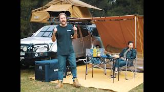 Get Your Dream Campset Up Now use Zipmoney at 4WD Supacentre