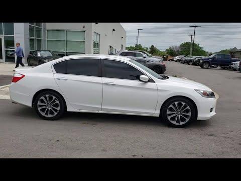 2014 Honda Accord Tulsa, Broken Arrow, Bixby, Claremore, Owasso, OK DT2888A