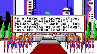 [TAS] DOS Space Quest: Chapter I - The Sarien Encounter by DrD2k9, c-sq[...] in 00:52.04 - 20% speed