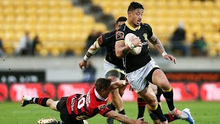 HIGHLIGHTS: Wellington v Canterbury (Premiership Semifinal)