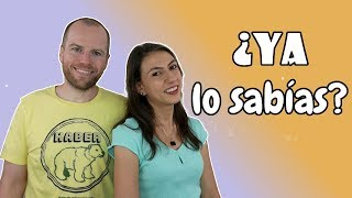 The different uses of YA in Spanish || How to use YA? thumbnail