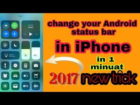 Free Download Iphone Status Bar For Android