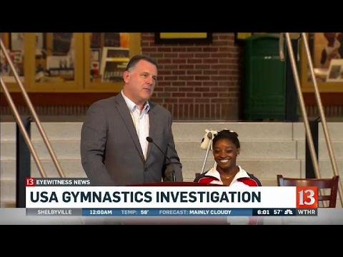 Latest on USA Gymnastics investigation