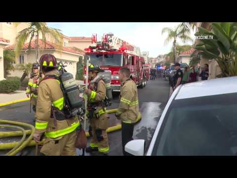 San Diego: Home Destroyed in a Fire 01202019
