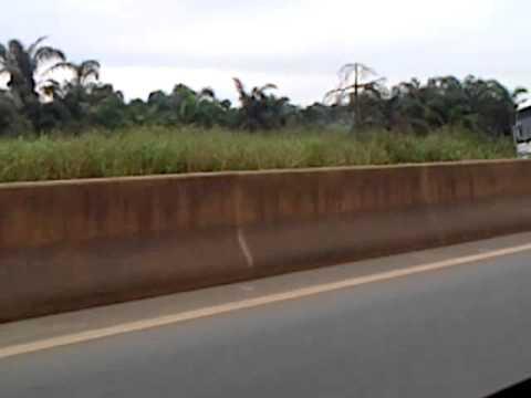 Ochirikrom - Ejisu Area (Driving on the Kumasi - Accra Road) (Ashanti Region)