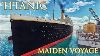 Roblox Titanic Movie: Maiden Voyage Part 1