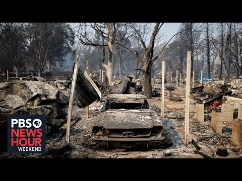 Hazardous air, mass casualty, misinformation as fires blaze in Oregon