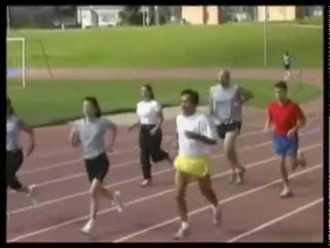 Chi running (Danny Dreyer)