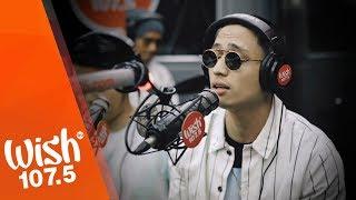 """Michael Pangilinan performs """"Ang Saksi Ko"""" LIVE on Wish 107.5 Bus"""